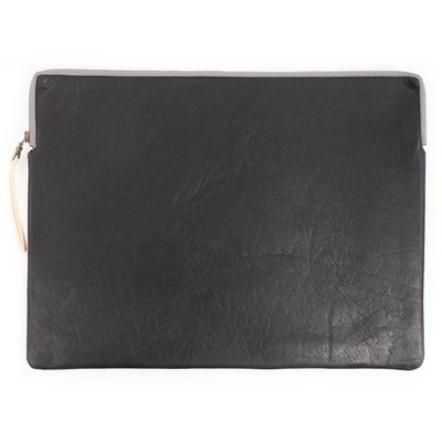 "Rustico 13"" Leather Tech Sleeve"