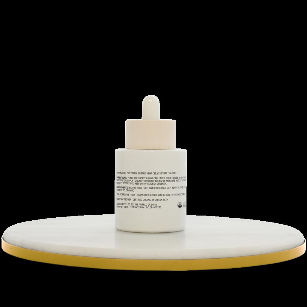 Floramye Phenom Revitalizing CBD Elixir