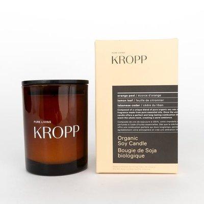 Kropp Kropp Organic Soy Candle