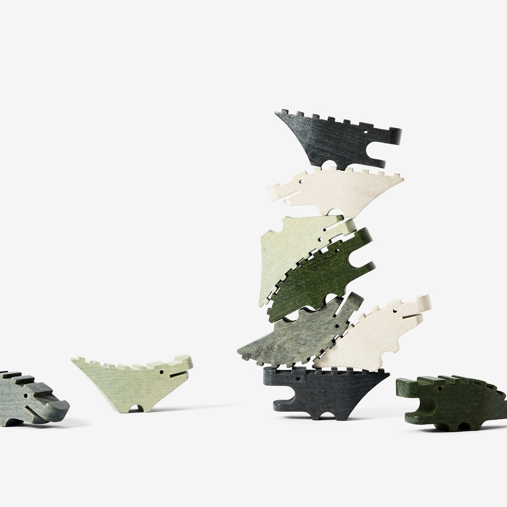 Croc Pile Mini (Set of 10)
