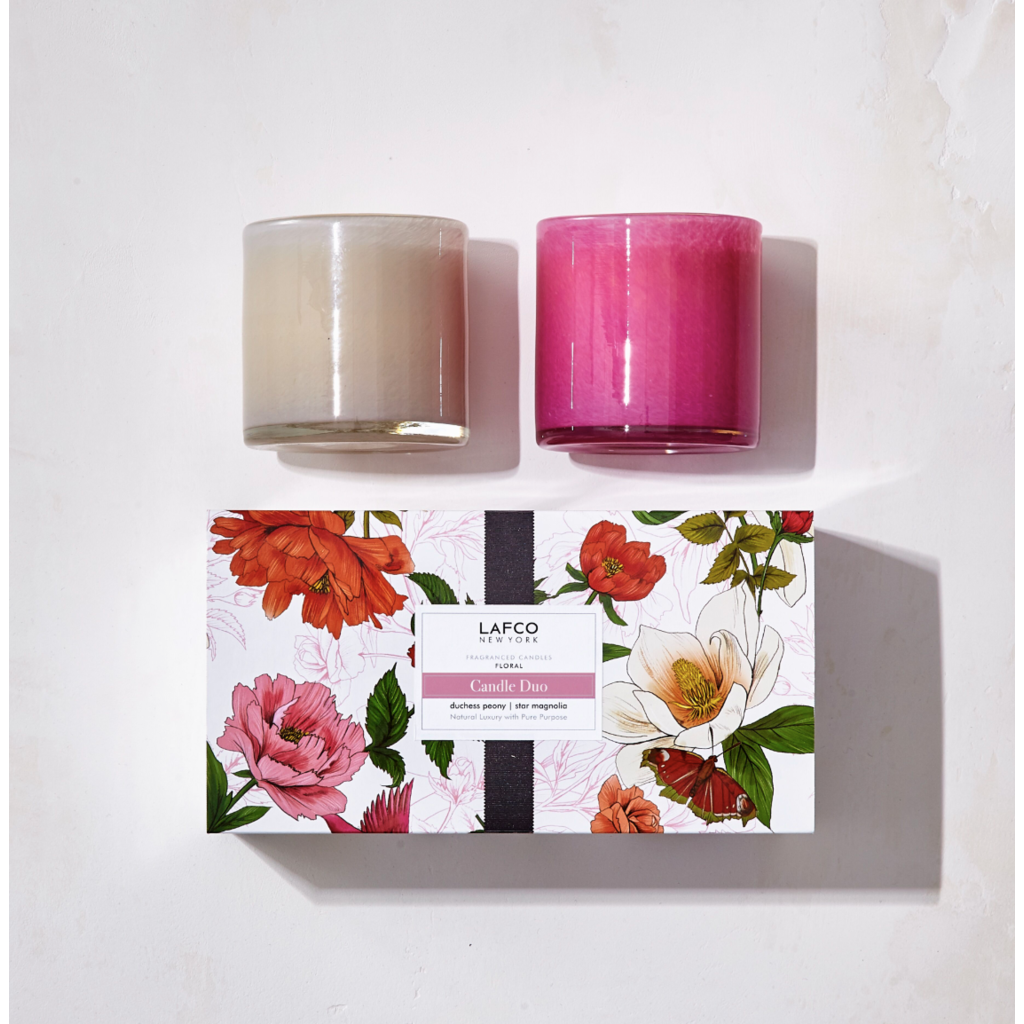 6.5 oz Candle Duo