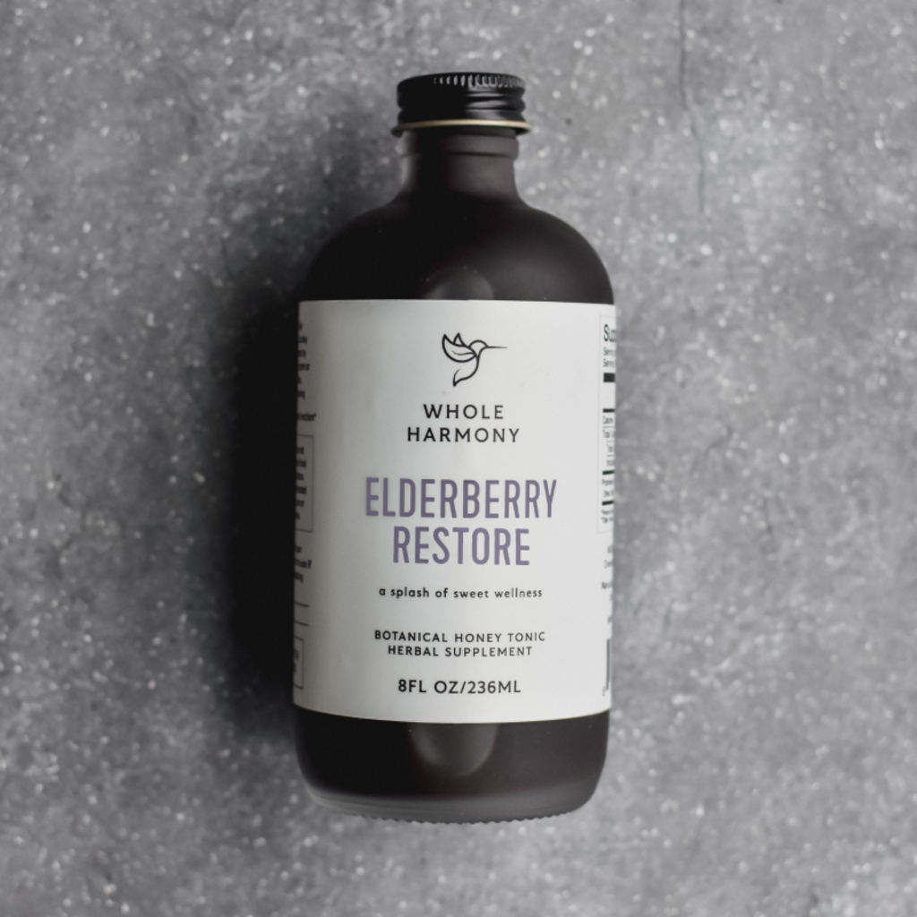 Artisan Elderberry Tonic