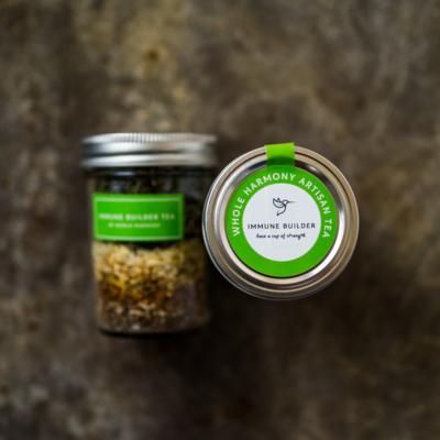 Whole Harmony Artisan Herbal Tea