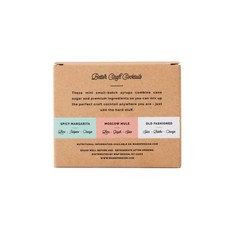 Slate Cocktail Mix Sampler (3 Pack)