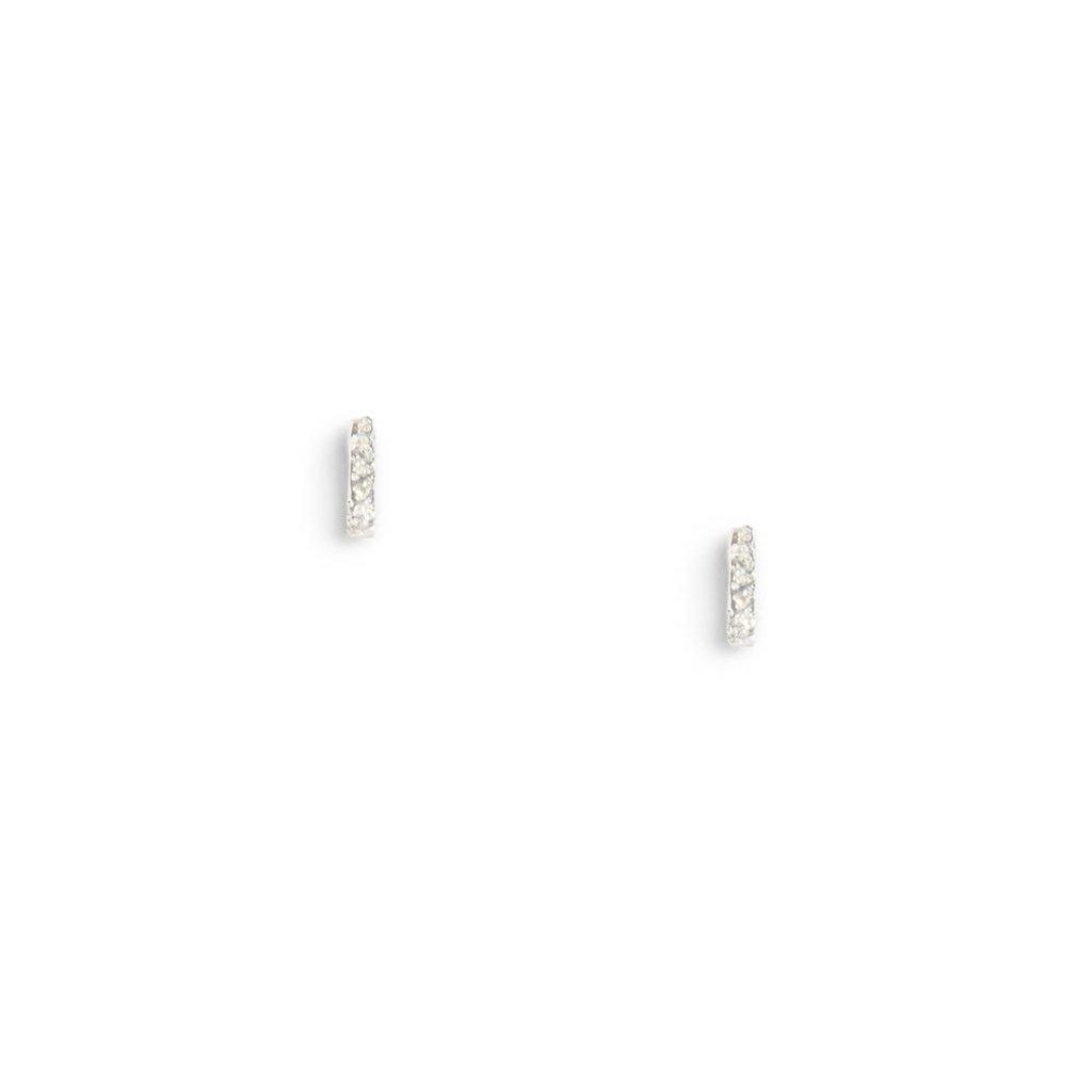 Column Stud Earrings