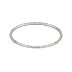 Article 22 'Love is the Bomb' Bangle