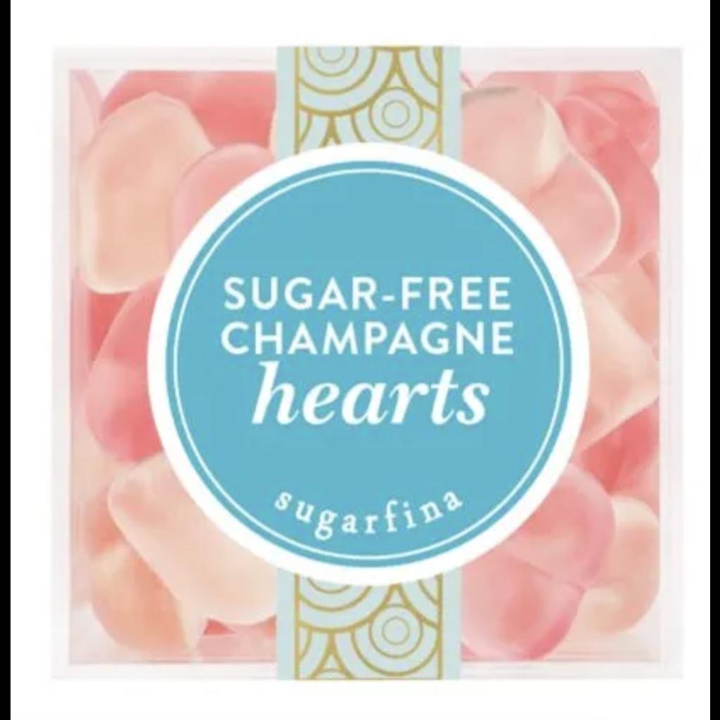 Sugarfina Sugar Free Champagne Hearts
