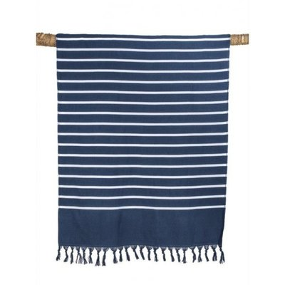 Harmony Fringed Cotton Bath Towel