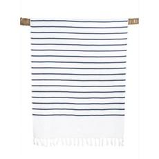 Harmony Fringed Cotton Bath Towel