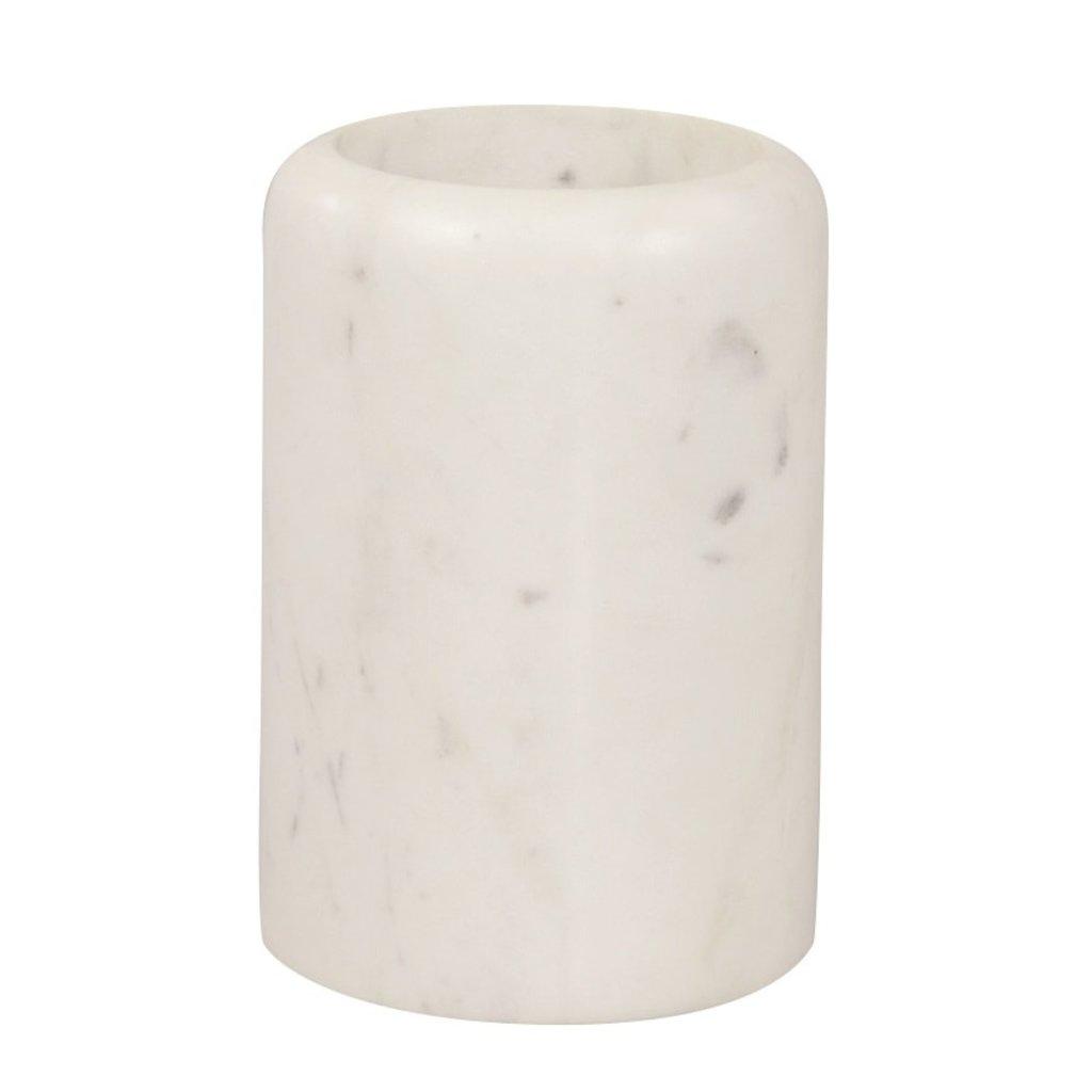 Slate White Marble Wine Chiller
