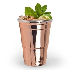 Slate Copper Party Cup