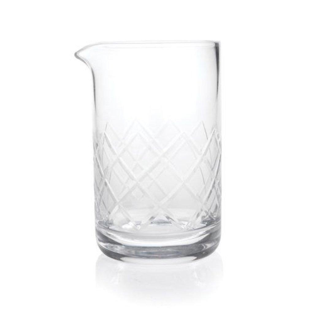 Slate Crystal Mixing Glass