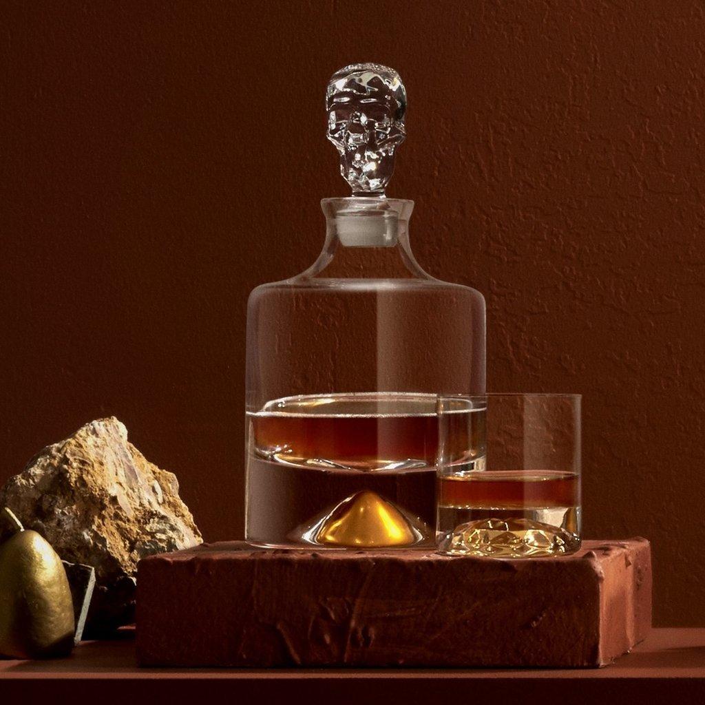 Shade Whiskey Carafe