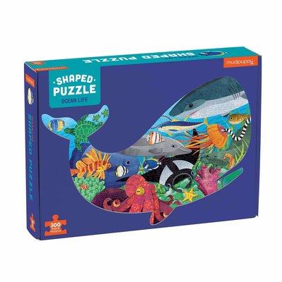 Ocean Life 300 Piece Puzzle