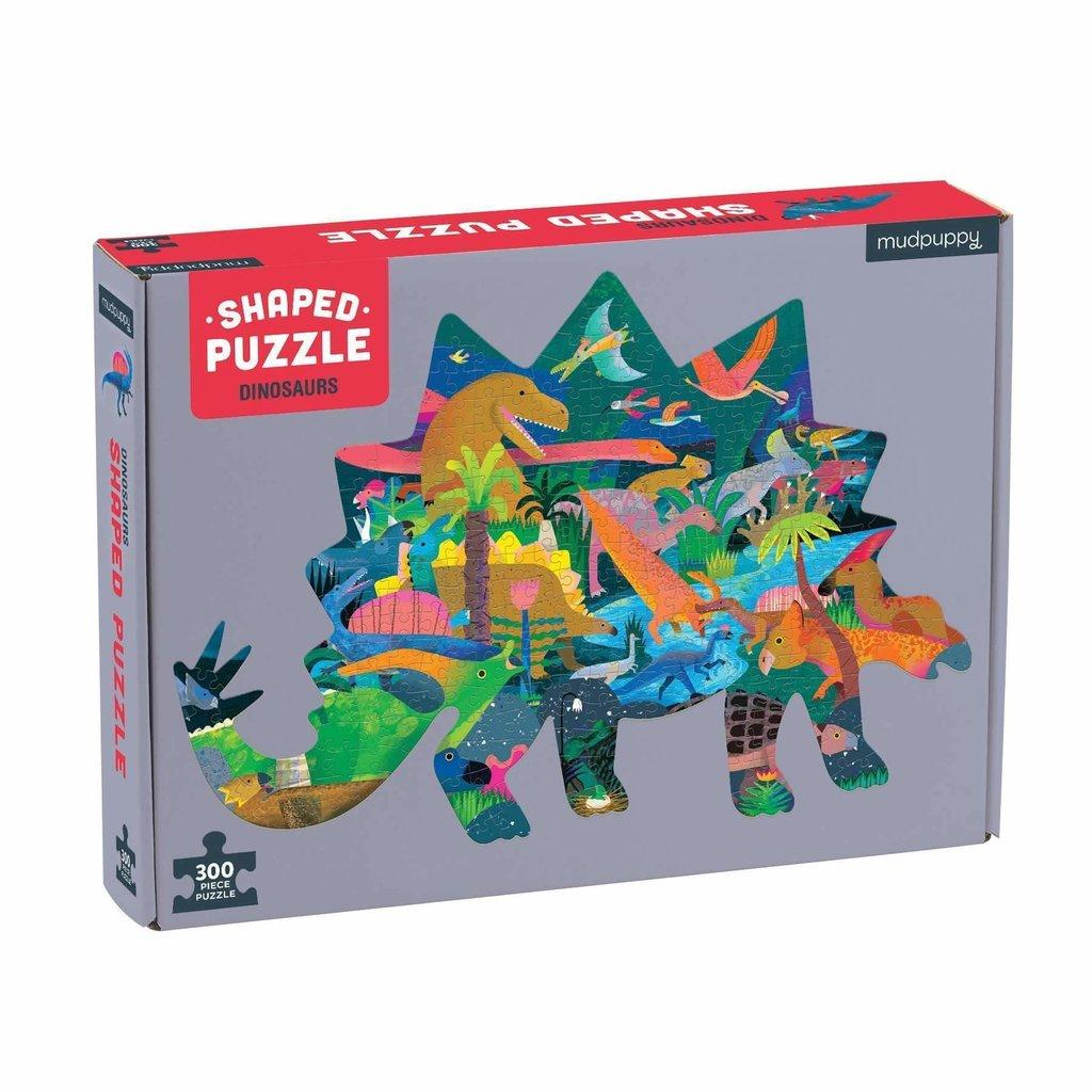 Slate Dinosaurs 300 piece Puzzle