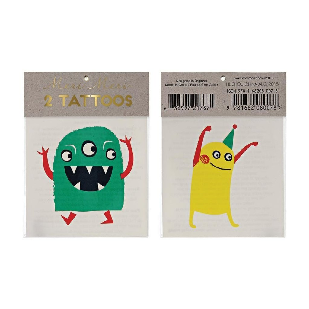 Slate Kids Tattoos