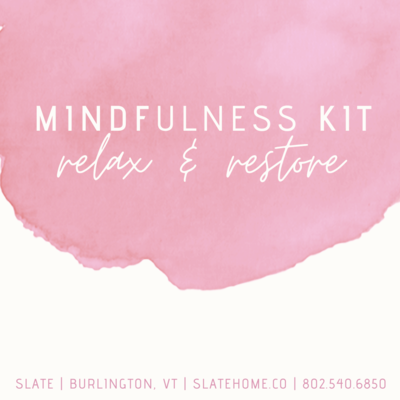 Slate Mindfulness Kit