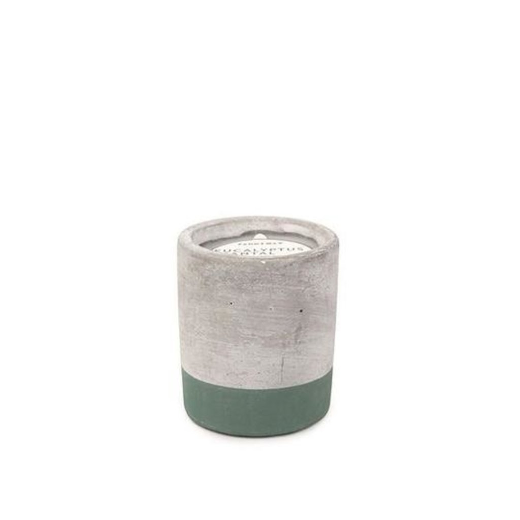 Slate Concrete Pot Candle