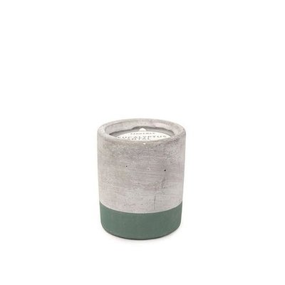 Slate Concrete Pot Candle
