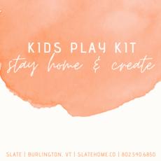 Slate Kids Play Kit