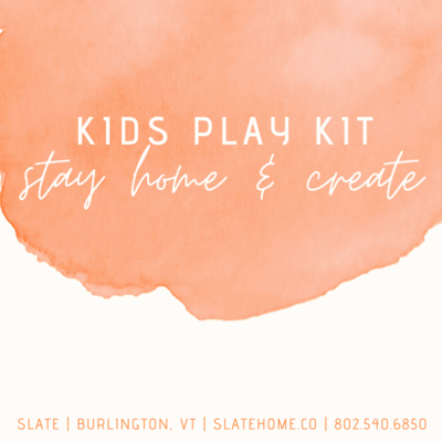 Slate Kids Play Kit