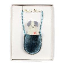 Animal Pocket Necklace
