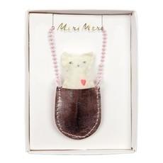 Slate Animal Pocket Necklace