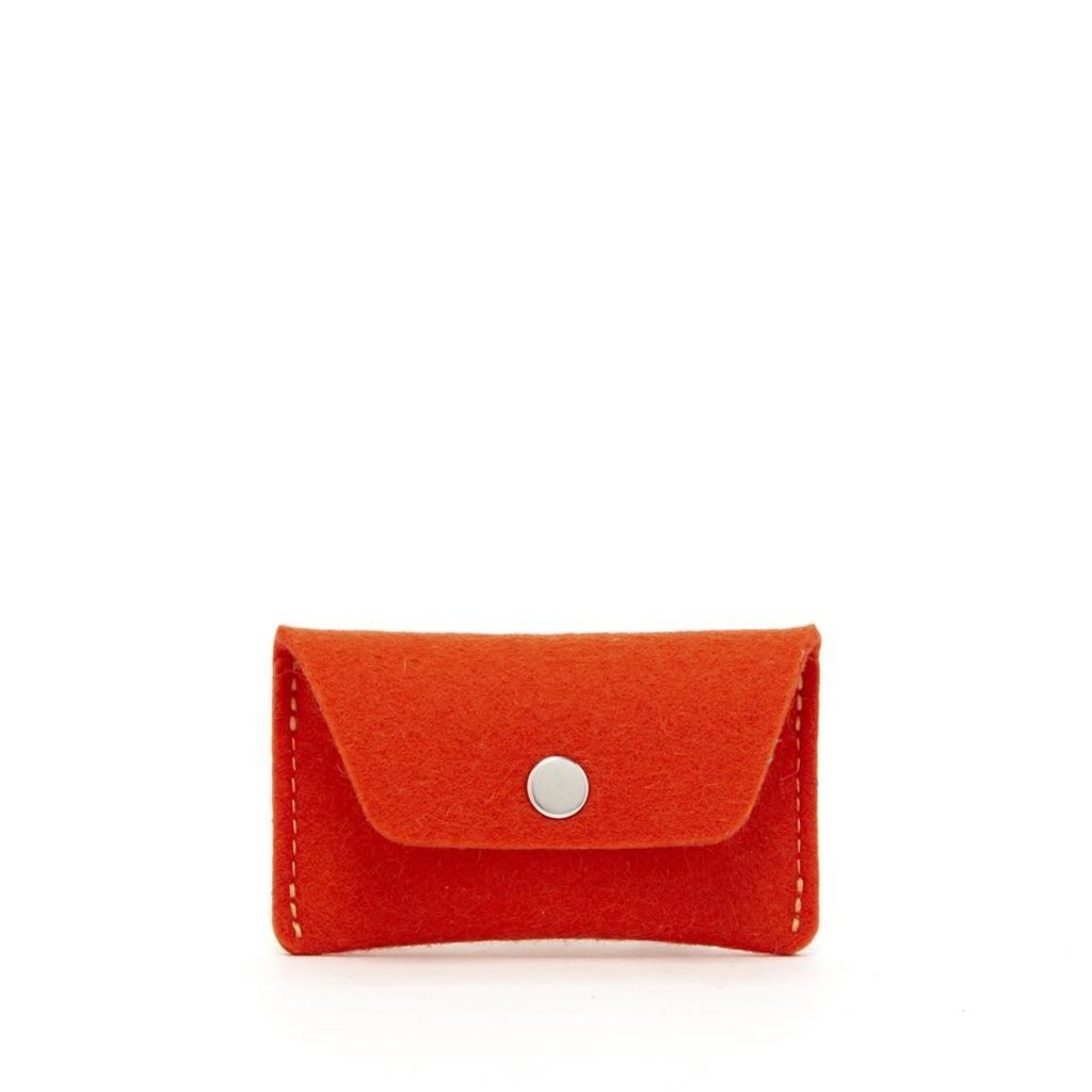 Graf Lantz Felt Card Case