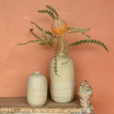 Slate Marin Ceramic Vase