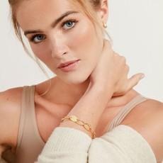 Slate Sahani Chain Link Bracelet