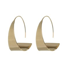 Slate Zuri Threader Earrings