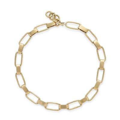 Slate Capsule Collar Necklace