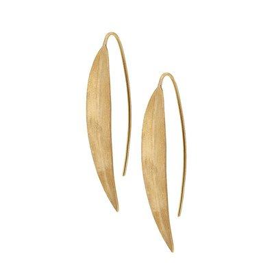 Slate Jani Threader Earrings