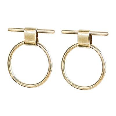 Slate Isle Stud Earrings