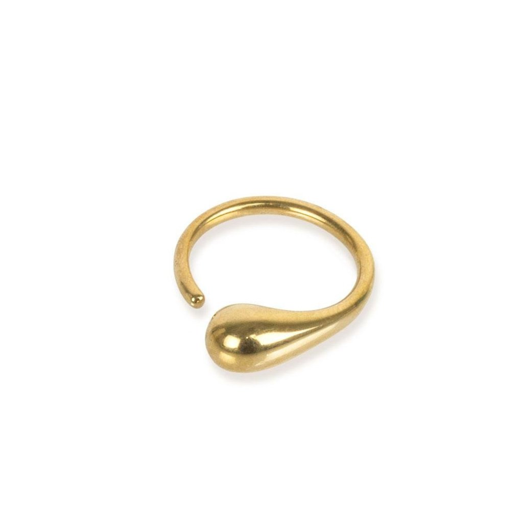 Delicate Dash Ring