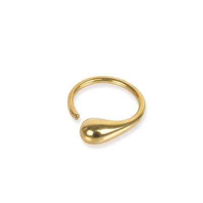 Slate Delicate Dash Ring
