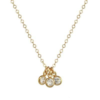 Slate Trizare Necklace