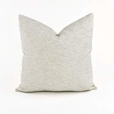 Slate Handwoven Atid Pillow