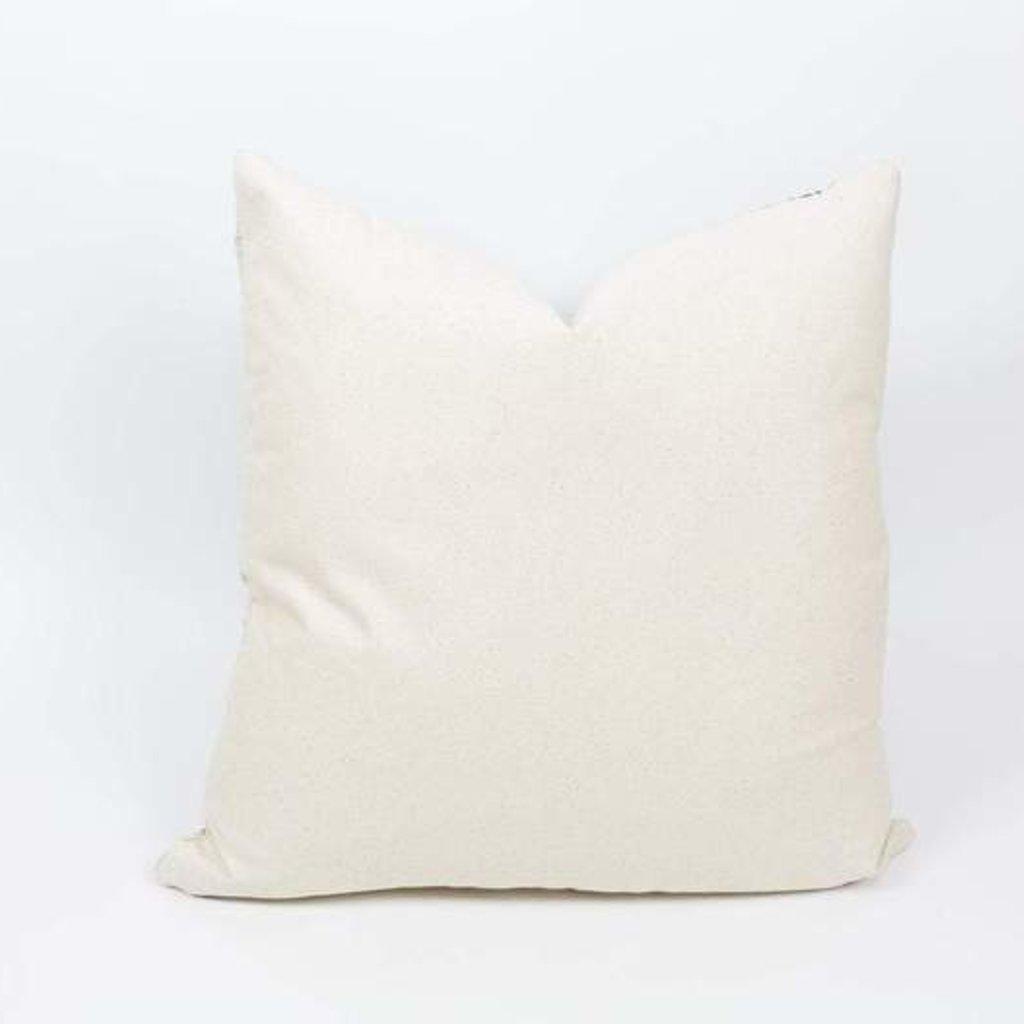 Slate Handwoven Atid Pillow