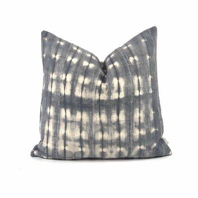 Slate Handwoven Nina Pillow