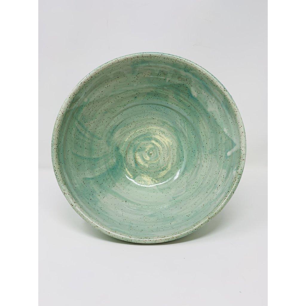 Doghouse Pottery Doghouse Pottery Blue Glaze Nesting Bowl