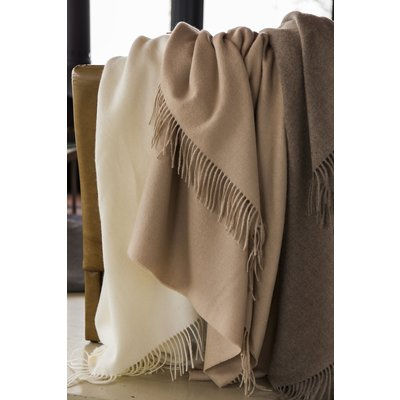 Evangeline Alpaca Throw