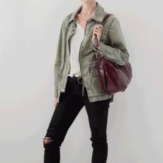Hobo Lennox Shoulder Bag