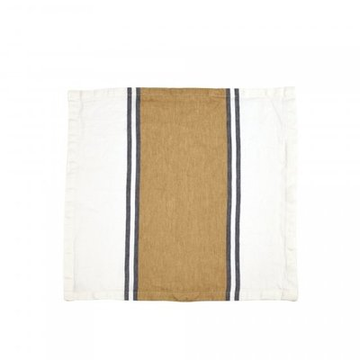 Libeco Norfolk Banks Striped Napkin