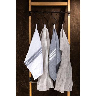 Slate Maison Linen Tea Towel