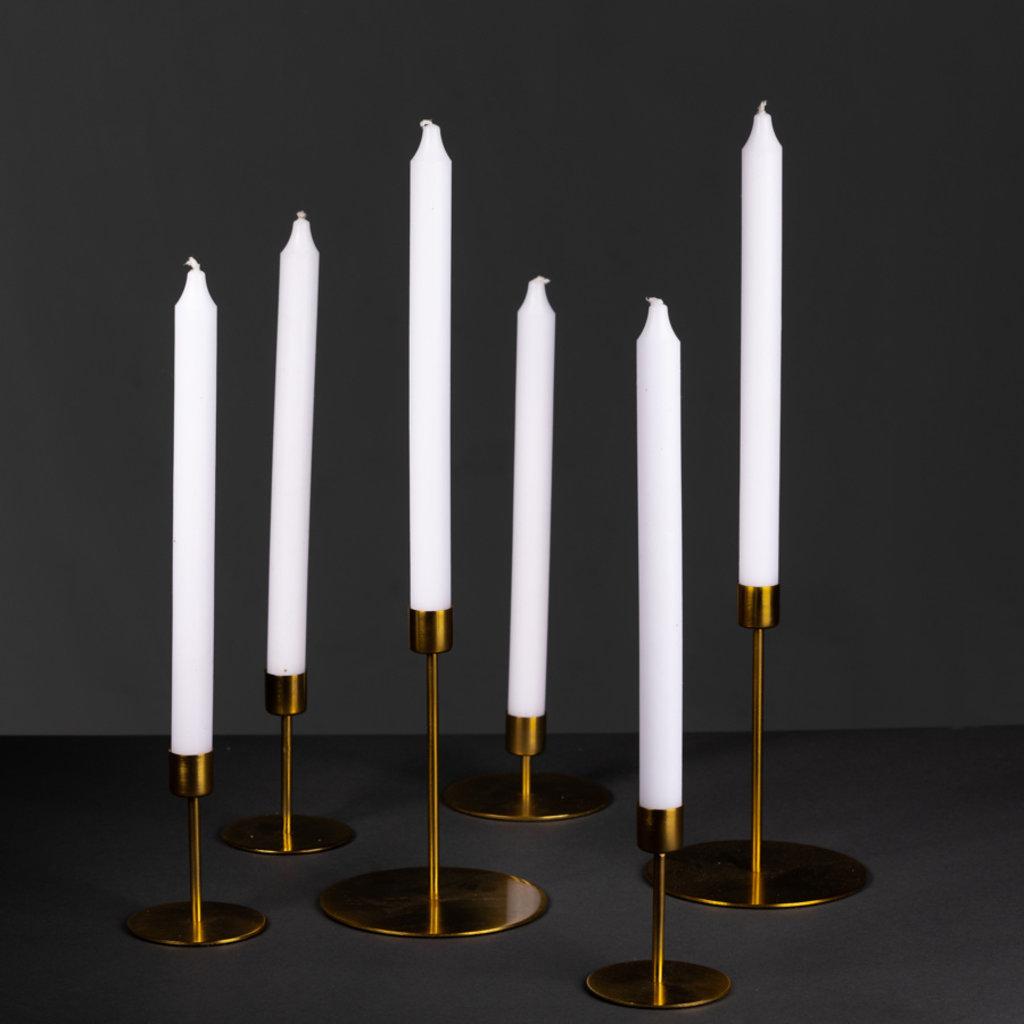 Slate Danish Taper Candle