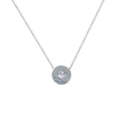 "Article 22 ""Little, But Fierce"" Diamond Necklace"