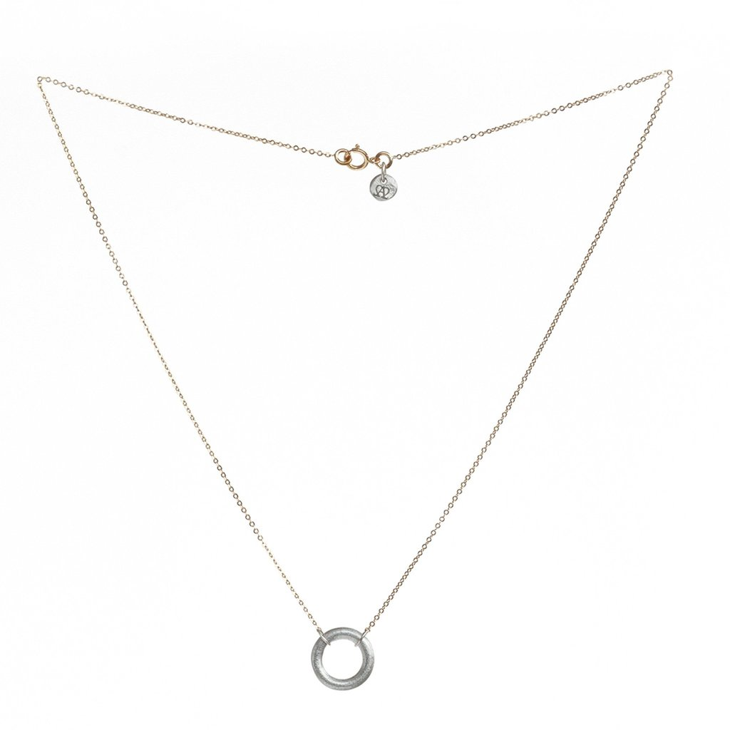 Article 22 Virtuous Full Circle Necklace