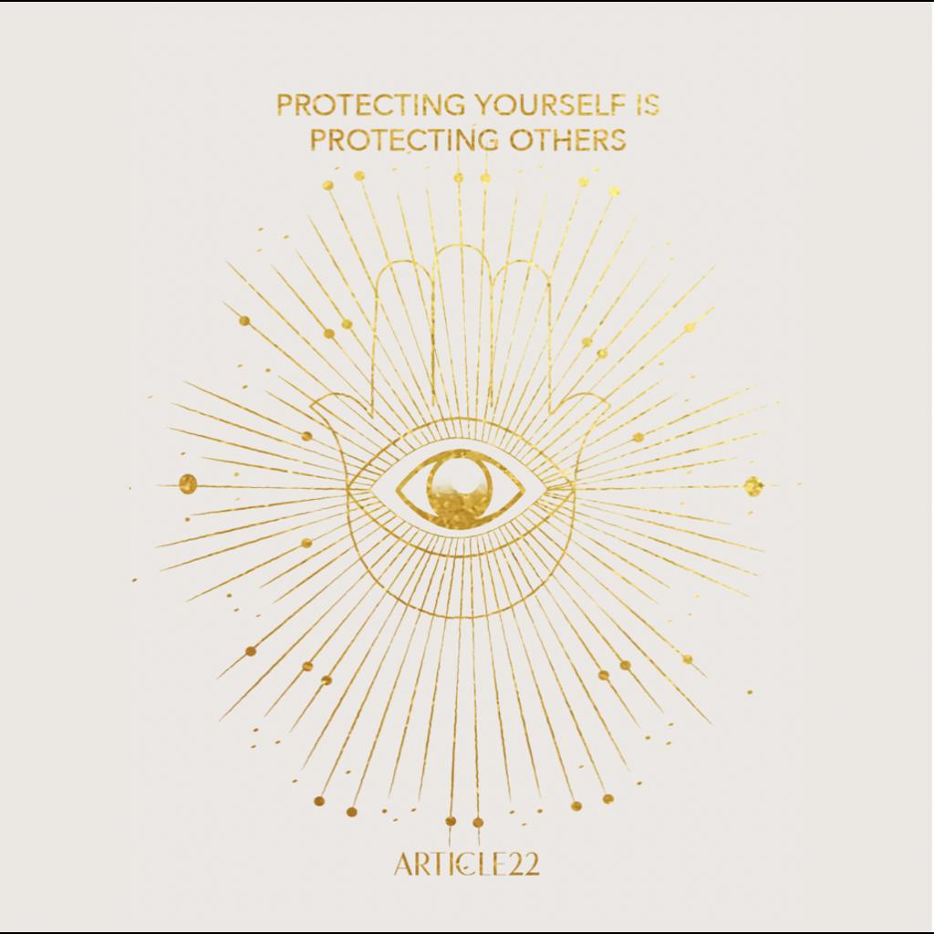 Article 22 Mantra Bracelet