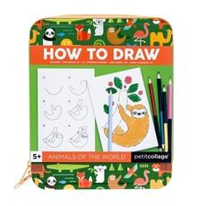 Slate Activity Kit: Animal Drawing